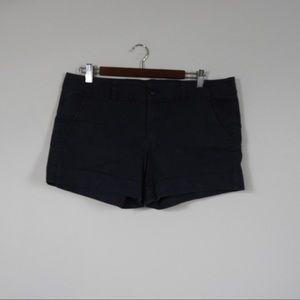 S4 AEO Stretch Navy Chino Shorts
